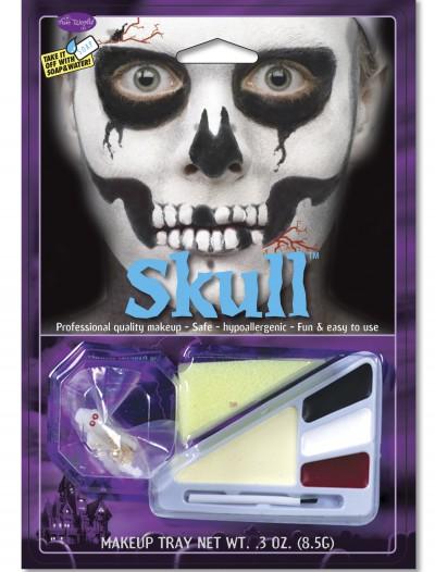 Skull Makeup Kit, halloween costume (Skull Makeup Kit)