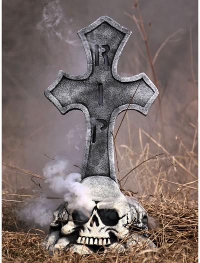 Skull Pile Fogging Tombstone, halloween costume (Skull Pile Fogging Tombstone)