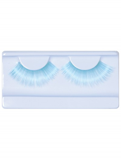 Sky Blue Crayola Eyelashes, halloween costume (Sky Blue Crayola Eyelashes)