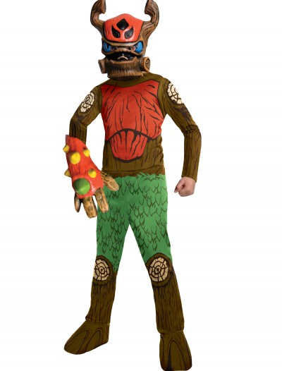 Skylanders Boys Tree Rex, halloween costume (Skylanders Boys Tree Rex)