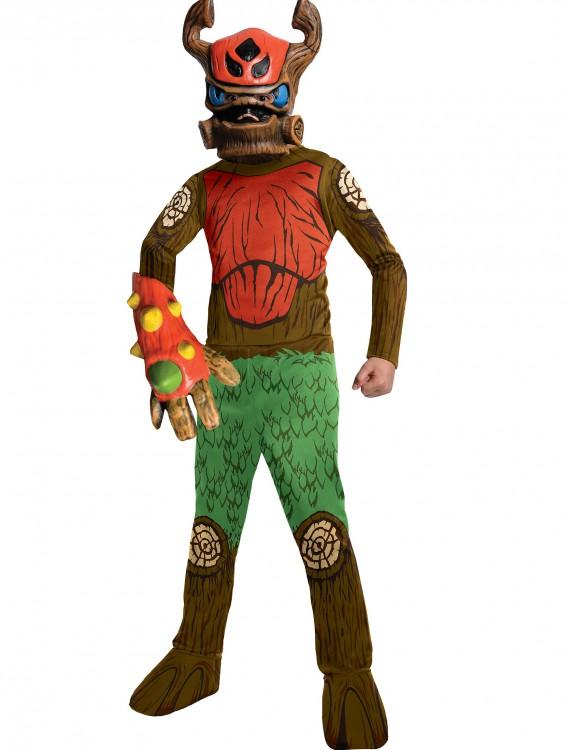 Skylanders Boys Tree Rex, halloween costume (Skylanders Boys Tree Rex)