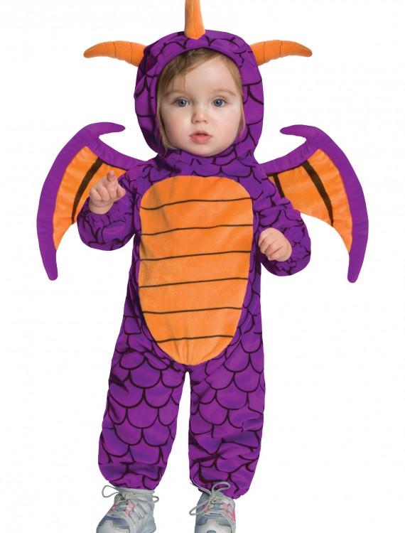 Skylanders Spyro Toddler EZ-On Romper, halloween costume (Skylanders Spyro Toddler EZ-On Romper)