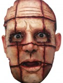 Slashed Serial Killer Mask, halloween costume (Slashed Serial Killer Mask)