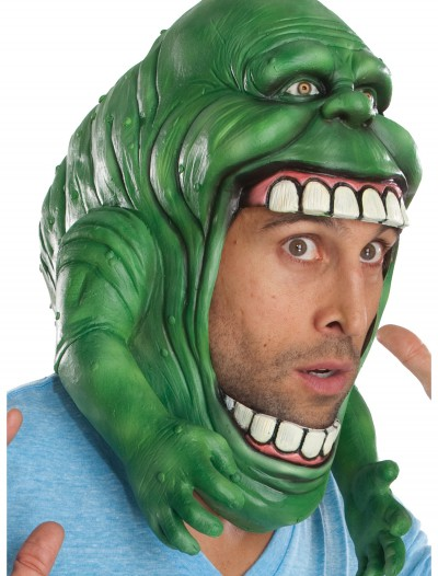 Slimer Headpiece, halloween costume (Slimer Headpiece)