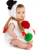 Snowman Bubble Body Costume, halloween costume (Snowman Bubble Body Costume)