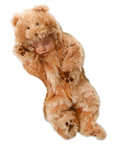 Snuggle Bear Infant Costume, halloween costume (Snuggle Bear Infant Costume)