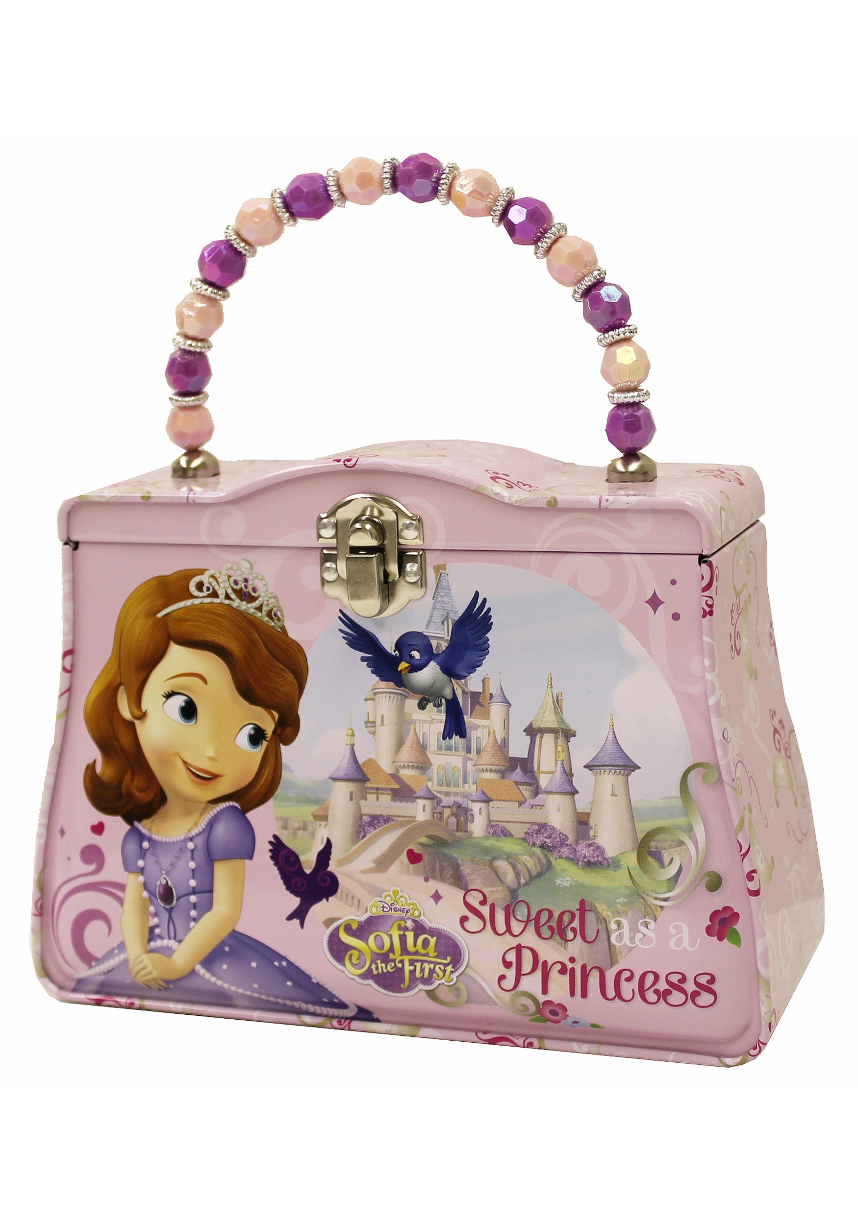 sofia the first classic purse tin - halloween costumes