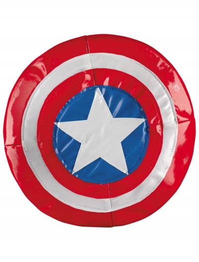 Soft Captain America Shield, halloween costume (Soft Captain America Shield)