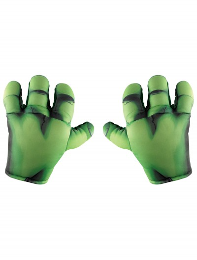 Soft Incredible Hulk Hands, halloween costume (Soft Incredible Hulk Hands)