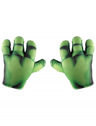 Soft Incredible Hulk Hands, halloween costume (Soft Incredible Hulk Hands)