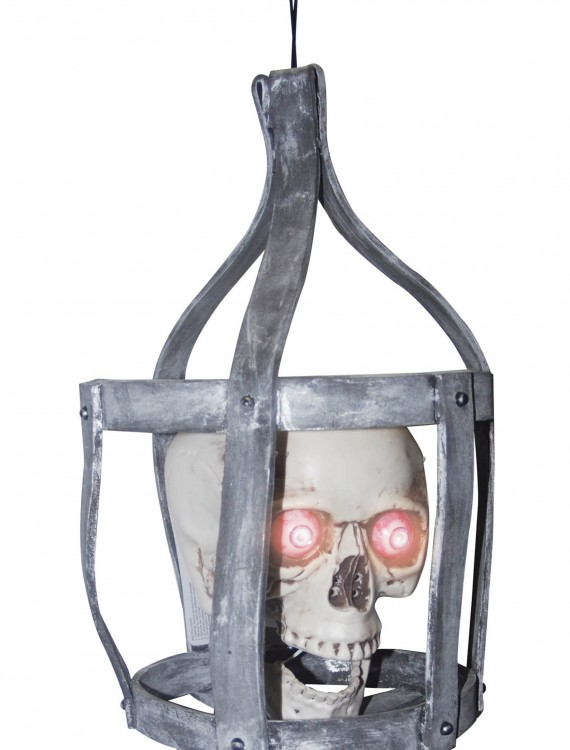 Sonic Skull in Cage, halloween costume (Sonic Skull in Cage)