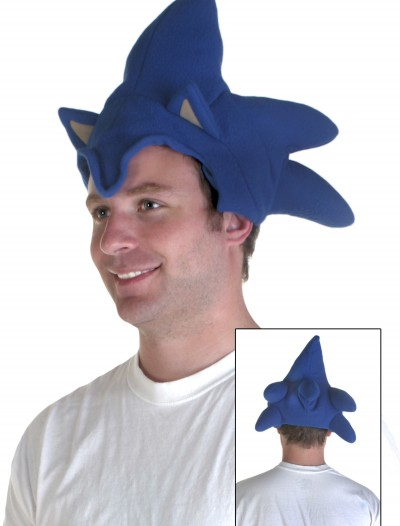 Sonic the Hedgehog Cap, halloween costume (Sonic the Hedgehog Cap)