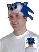 Sonic the Hedgehog Fleece Cap, halloween costume (Sonic the Hedgehog Fleece Cap)