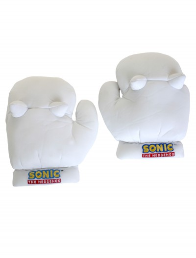 Sonic the Hedgehog Knuckles Gloves, halloween costume (Sonic the Hedgehog Knuckles Gloves)