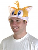Sonic the Hedgehog Tails Fleece Cap, halloween costume (Sonic the Hedgehog Tails Fleece Cap)