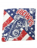 Sons of Anarchy Bandana, halloween costume (Sons of Anarchy Bandana)