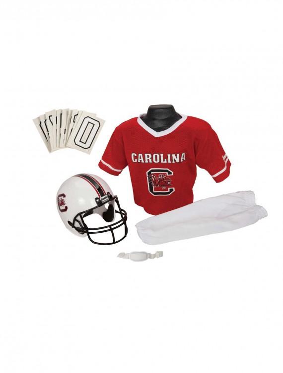 South Carolina Gamecocks Child Football Uniform, halloween costume (South Carolina Gamecocks Child Football Uniform)