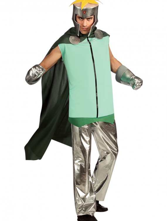 South Park Adult Professor Chaos Costume, halloween costume (South Park Adult Professor Chaos Costume)