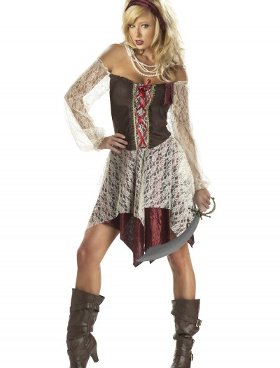 South Seas Siren Costume, halloween costume (South Seas Siren Costume)