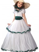 Southern Belle Kids Costume, halloween costume (Southern Belle Kids Costume)