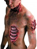 Spare Ribs Prosthetic, halloween costume (Spare Ribs Prosthetic)