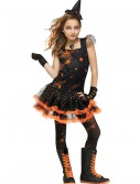 Sparkle Star Witch Child Costume, halloween costume (Sparkle Star Witch Child Costume)