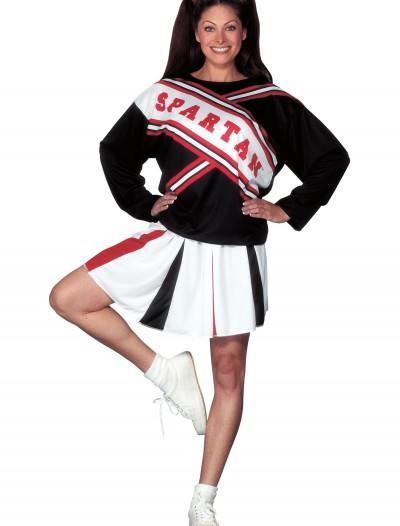 Spartan Cheerleader Costume, halloween costume (Spartan Cheerleader Costume)