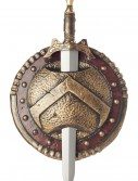Spartan Shield and Sword, halloween costume (Spartan Shield and Sword)