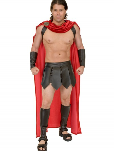 Spartan Warrior Cape, halloween costume (Spartan Warrior Cape)