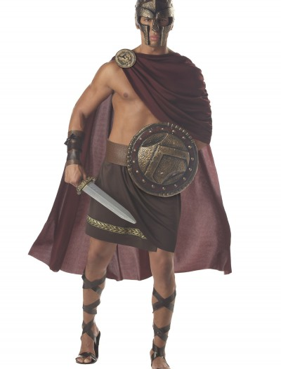 Spartan Warrior Costume, halloween costume (Spartan Warrior Costume)