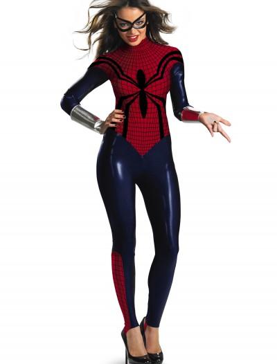 Spider-Girl Bodysuit Adult Costume, halloween costume (Spider-Girl Bodysuit Adult Costume)