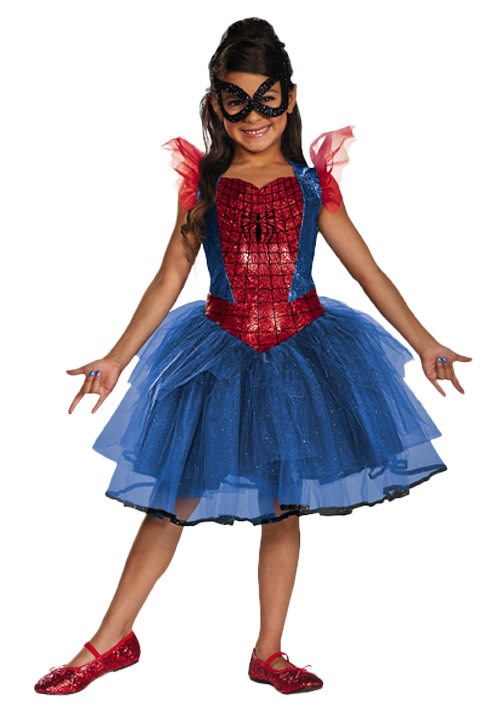 Back toGirl Costumes Kids Costumes Kids Spiderman Costumes New 2018 Costumes Spiderman Costumes Superhero Costumes Theme Costumes Toddler Costumes  sc 1 st  Halloween Costumes & Spider Girl Tutu Prestige - Halloween Costumes
