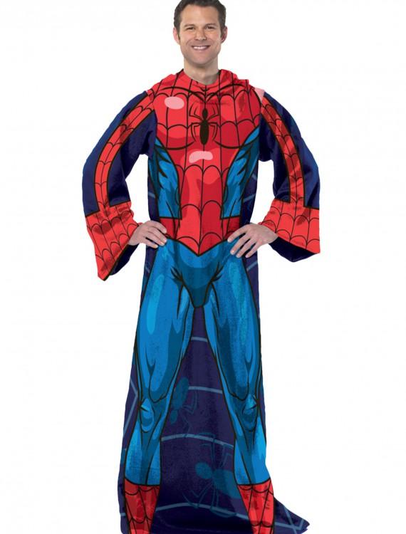 Spider-Man Adult Comfy Throw, halloween costume (Spider-Man Adult Comfy Throw)