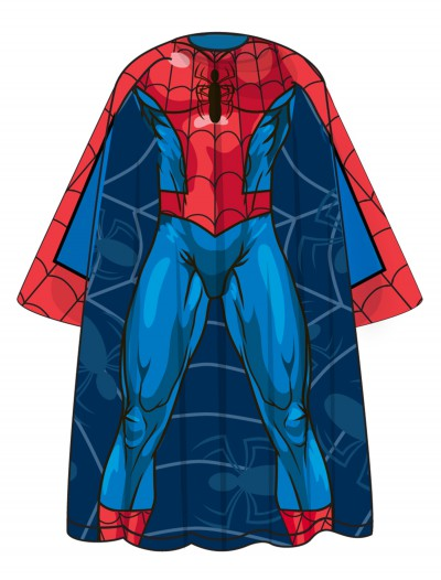 Spider-Man Child Comfy Throw, halloween costume (Spider-Man Child Comfy Throw)
