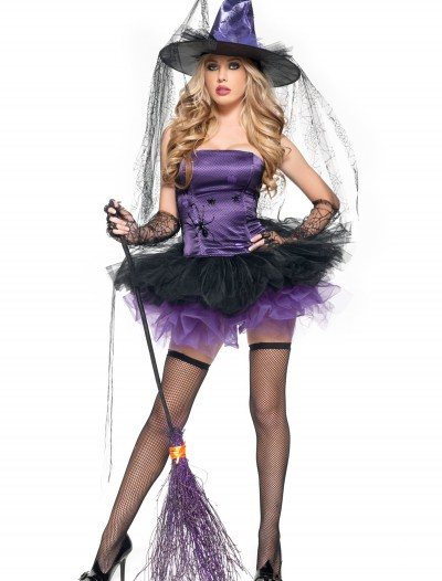 Spider Witch Costume, halloween costume (Spider Witch Costume)