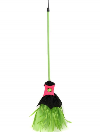 Spiderina Witch Broom, halloween costume (Spiderina Witch Broom)
