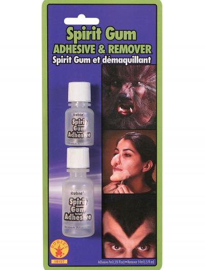 Spirit Gum Adhesive with Remover, halloween costume (Spirit Gum Adhesive with Remover)