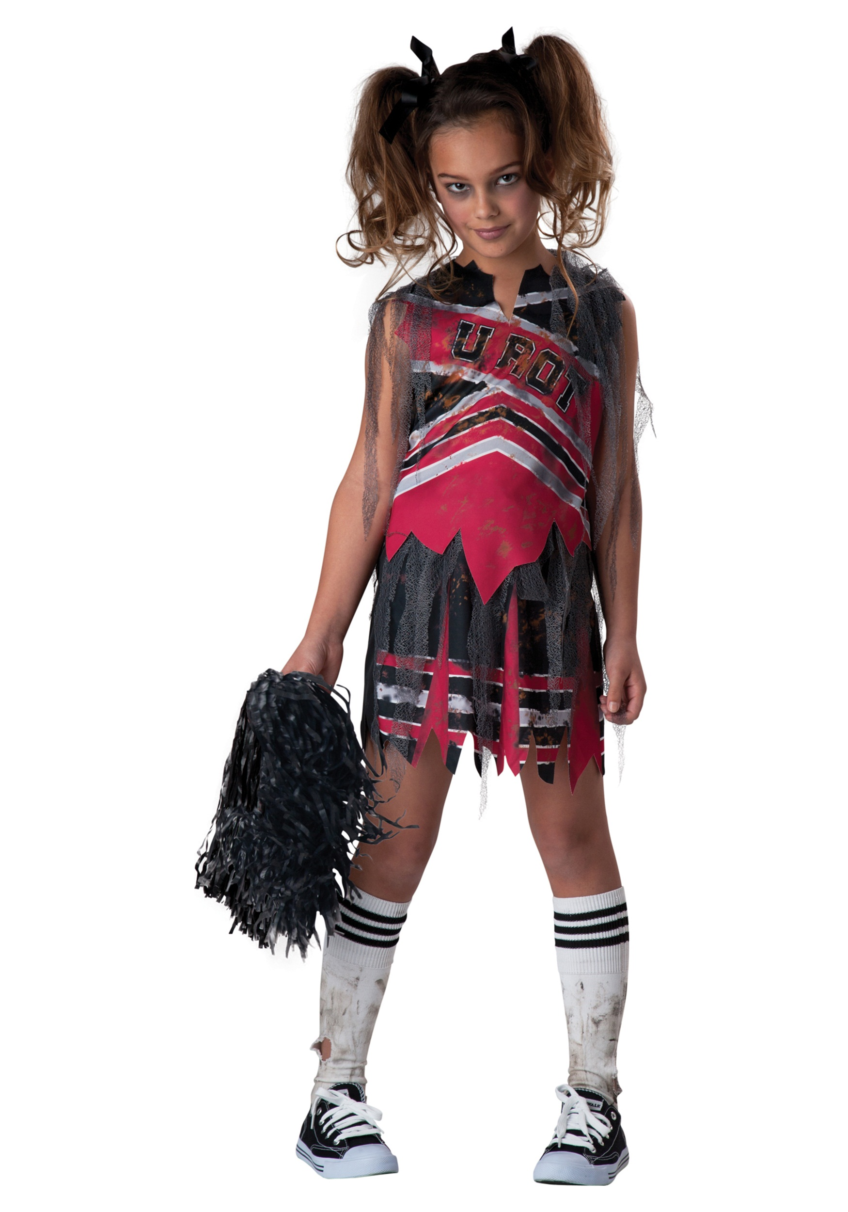 Spiritless Cheerleader Child Costume  sc 1 st  Halloween Costumes & Spiritless Cheerleader Child Costume - Halloween Costumes
