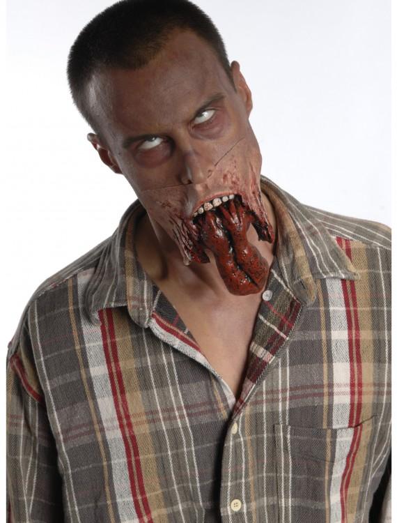 Split Jaw Zombie Mask, halloween costume (Split Jaw Zombie Mask)