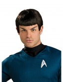 Spock Vinyl Wig with Ears, halloween costume (Spock Vinyl Wig with Ears)