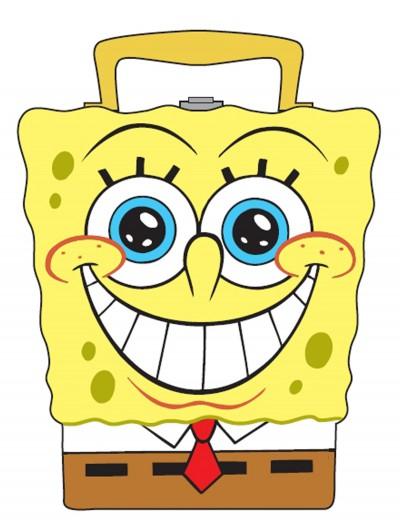 SpongeBob Carry-All Tin, halloween costume (SpongeBob Carry-All Tin)