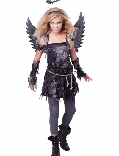 Teen Spooky Angel Costume, halloween costume (Teen Spooky Angel Costume)