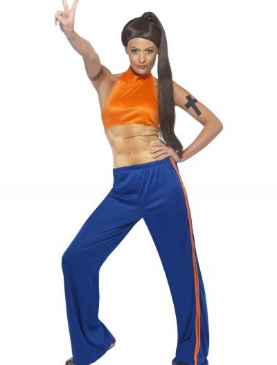 Sporty Power Costume, halloween costume (Sporty Power Costume)
