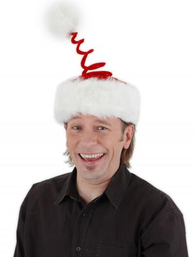 Springy Santa Hat, halloween costume (Springy Santa Hat)