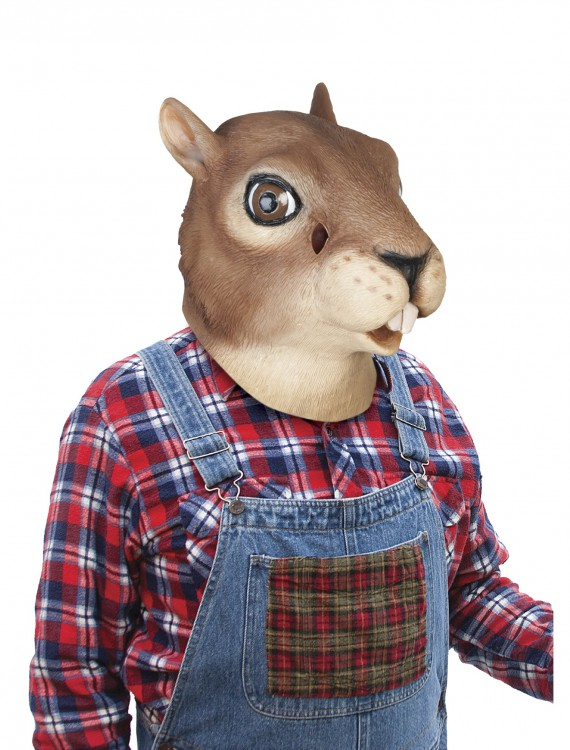 Squirrel Mask, halloween costume (Squirrel Mask)