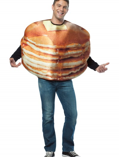 Stacked Pancakes Costume, halloween costume (Stacked Pancakes Costume)