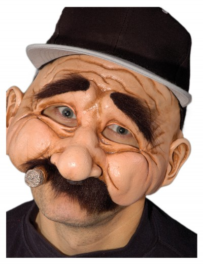 Stan the Man Mask, halloween costume (Stan the Man Mask)