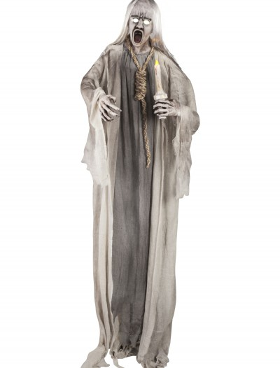 Standing Candle Ghoul with Noose Prop, halloween costume (Standing Candle Ghoul with Noose Prop)