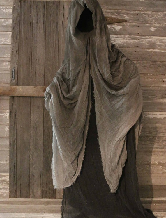 Standing Faceless Reaper, halloween costume (Standing Faceless Reaper)