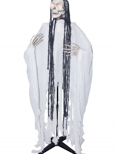 Standing Head Turning White Reaper, halloween costume (Standing Head Turning White Reaper)